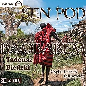 Sen pod baobabem Audiobook