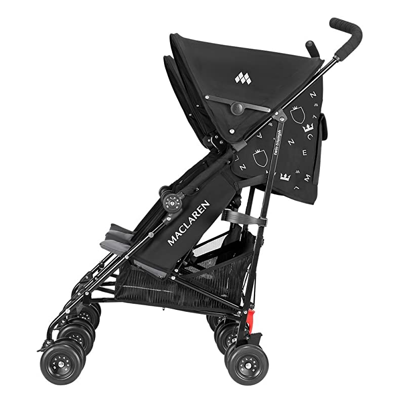 Maclaren Twin Triumph Review - Double Umbrella Stroller Guide