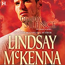 Deadly Silence: Wyoming Series, Book 3 (       UNABRIDGED) by Lindsay McKenna Narrated by Anthony Haden Salerno