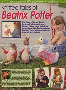 JEMIMA PUDDLE DUCK KNITTING PATTERN FREE - VERY SIMPLE FREE KNITTING PATTERNS