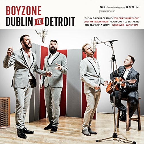Boyzone - Dublin To Detroit - Zortam Music