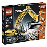 LEGO Technic 8043: LEGO Power Functions Motorized Excavatorby LEGO Technic