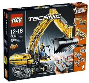 LEGO - 8043 - Jeu de construction - LEGO® Technic - La pelleteuse motorisée