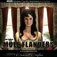 Moll Flanders audio book