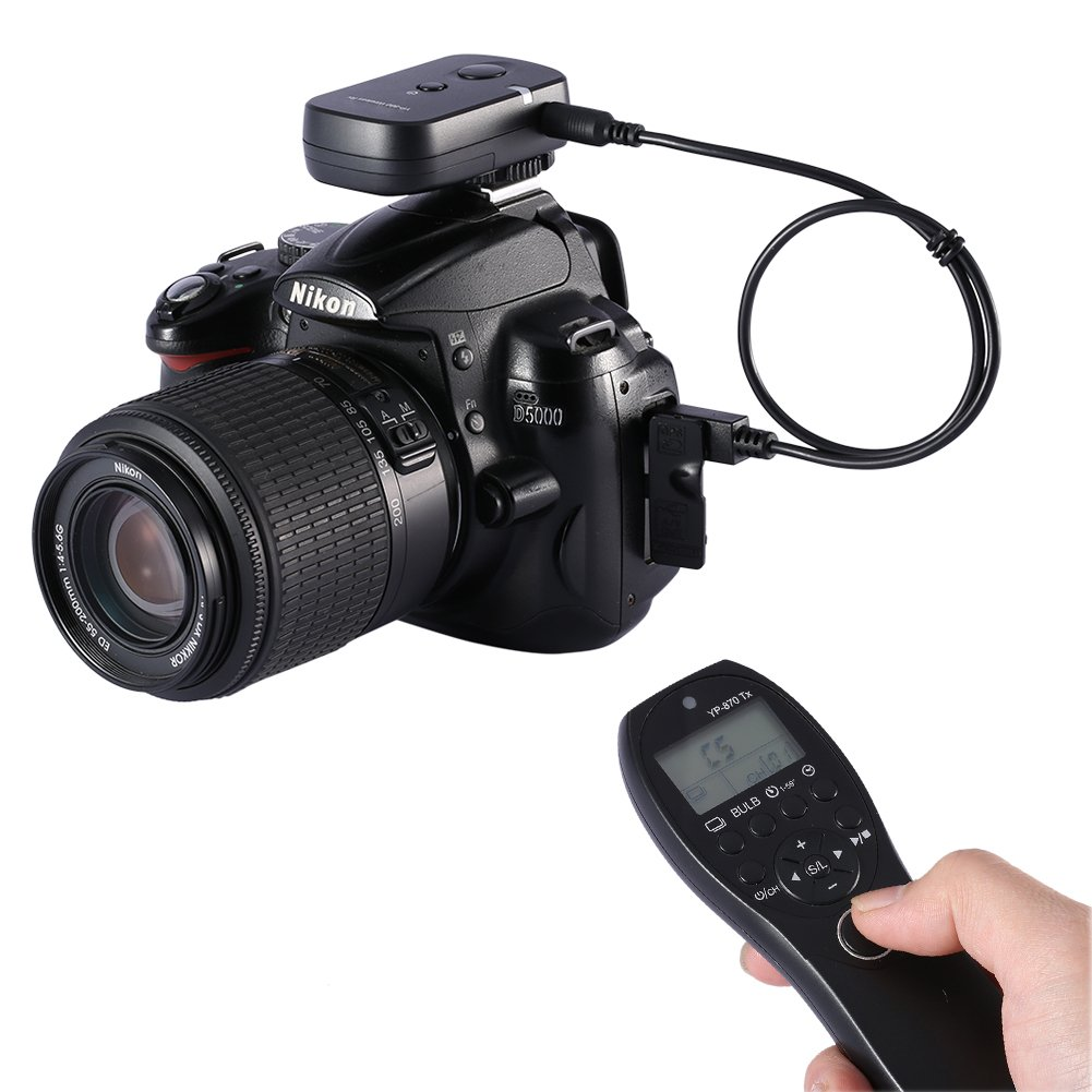 Neewer® DSLR Camera Shutter Release 320ftCustomer review and more information