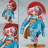 The magic circle Madoka Kaname yukata kimono fragrant hand-done