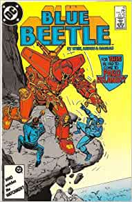 Amazon.com: Blue Beetle #15: Len Wein, Ross Andru, Dell Barras: Books