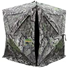 Primos Hunting Blind Luck Ground Blind, Ground Swat Gray