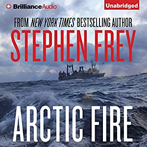 Arctic Fire Audiobook