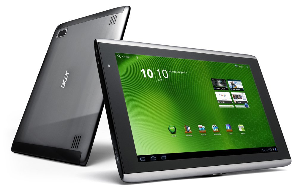 Acer Iconia A500 review
