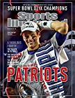 Sports Illustrated 2015 New England Patriots Super Bowl Commemorative Issue