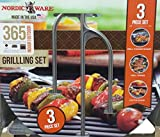 365 3 Piece Grill Ware Set