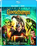 Goosebumps (Blu-ray + DVD + UltraViolet)