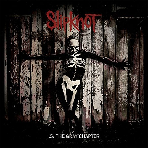 .5: The Gray Chapter (Special Edition) By Slipknot (2014-10-20)