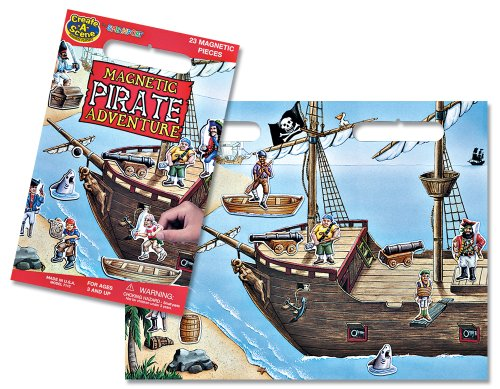 Smethport Create-a-Scene - Pirate Adventure