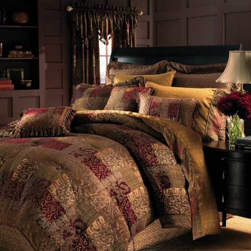 Galleria Queen Comforter Set by Croscill