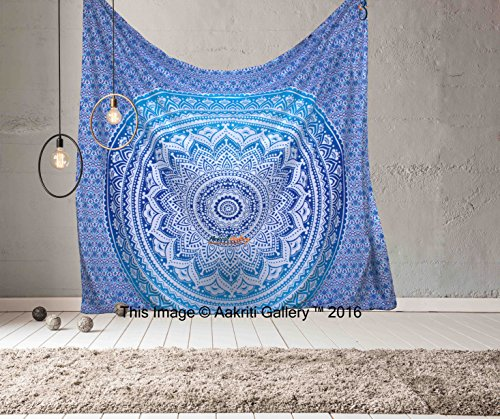 tapestry-queen-blue-ombre-hippie-tapestries-mandala-bohemian-psychedelic-intricate-indian-bedspread-