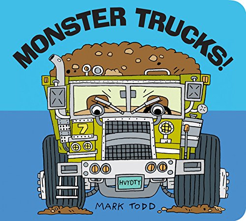 Monster Trucks! (Monster Trucks For Toddlers compare prices)