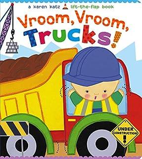 Book Cover: Vroom, Vroom, Trucks!