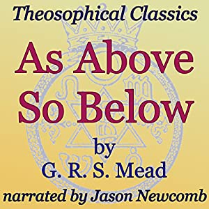 As Above, So Below Audiobook