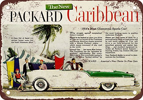 1954-packard-caribbean-vintage-look-reproduction-metal-tin-sign-12x18-inches