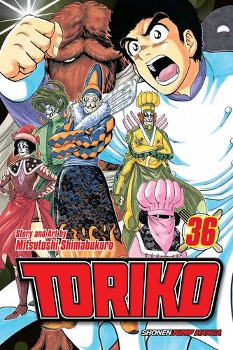 Toriko, Vol. 36: Deployment!! (Toriko 1 compare prices)