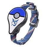 Diamondo 1pcs For Pokemon GO Plus Bluetooth Bracelet for Nintendo Interactive Toys (Color: A, Tamaño: Blue)