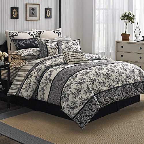 Black And White Comforters & Sets