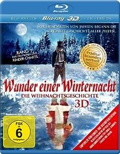 Wunder einer Winternacht 3D - Die Weihnachtsgeschichte [3D Blu-ray]