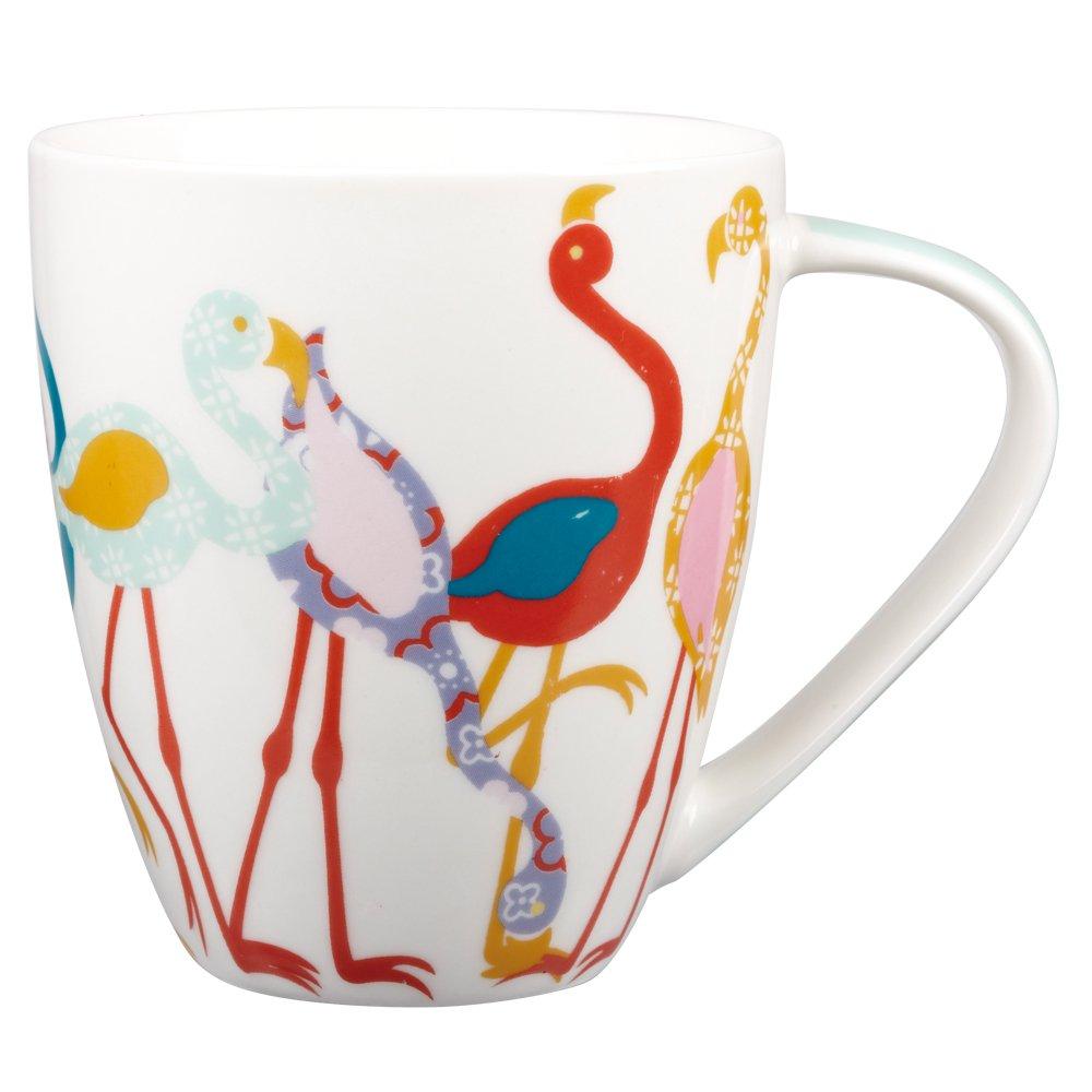 F Is For Flamingo Mug Queens Flamingos Flock Mug