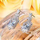 EleQueen-925-Sterling-Silver-Full-Prong-Cubic-Zirconia-Art-Deco-Victorian-Style-Bridal-Dangle-Earrings