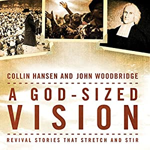 A God-Sized Vision Audiobook