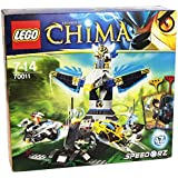 Lego 70011 Legends of Chima Eagles´ Castle// exklusives Sortiment