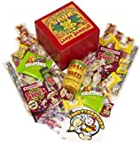 Super Sour Candy Sampler With Bonus Miracle Berry