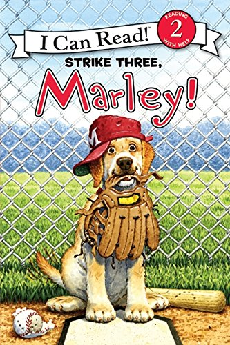 Marley: Strike Three, Marley! (I Can Read Level 2) (I Can Read Book Level 2 compare prices)