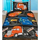Kids/Childrens Disney Cars Bedding Set Duvet Cover and Pillow Case