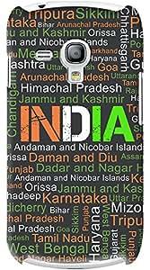Kasemantra My India Typo Case For Samsung Galaxy S3 Mini