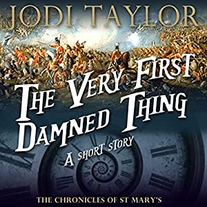 The Very First Damned Thing Audiobook