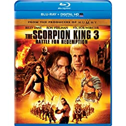 The Scorpion King 3: Battle for Redemption (Blu-ray + DIGITAL HD with UltraViolet)