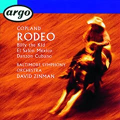 Aaron Copland: Billy the Kid - complete ballet - The Open Prairie Again