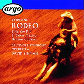 Aaron Copland: Billy the Kid - complete ballet - Introduction: The Open Prairie