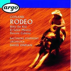 Copland: Rodeo - 3. Saturday Night Waltz