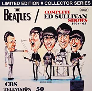 The Beatles The Beatles Complete Ed Sullivan Shows Ltd