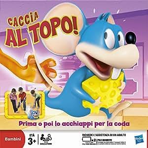 Hasbro 30716103 - Caccia al Topo