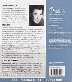 Amazon Com Memoir 9781846482298 John Mcgahern Books border=