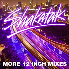 More 12 Inch Mixes