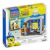 Mega Bloks The SpongeBob Movie: Sponge Out of Water Photo Booth Time Machine Building Set