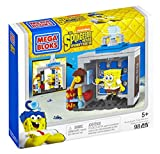Mega Bloks SpongeBob Photo Booth Time Machine Building Set