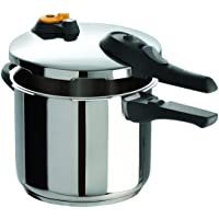 T-Fal P25107 Stainless Steel Dishwasher Safe Pressure Cooker
