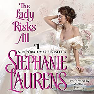 The Lady Risks All Audiobook
